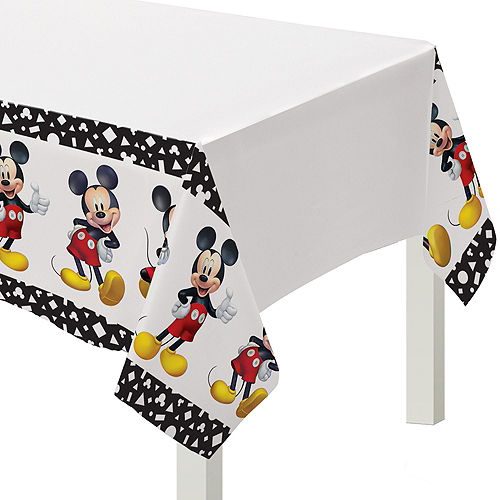 1st Birthday Mickey Mouse Party Kit for 16 Guests Image #7