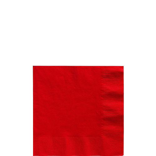 1st Birthday Elmo Deluxe Party Kit for 32 Guests Image #4