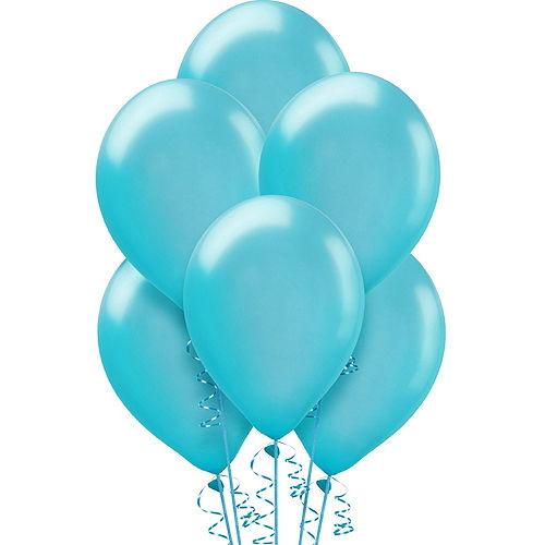 Blue Twinkle Twinkle Little Star Balloon Kit Image #3