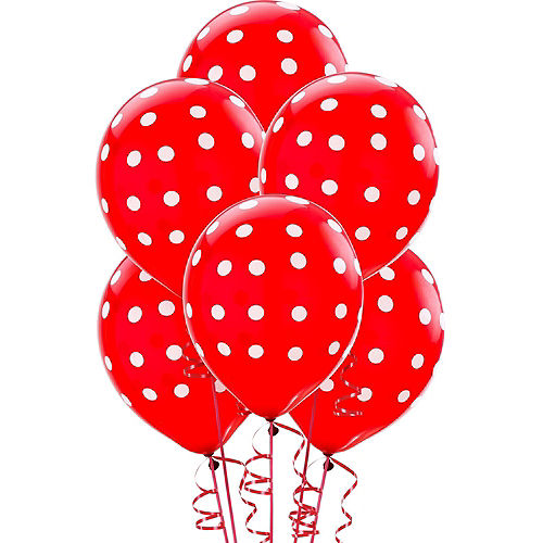 Fancy Ladybug Balloon Kit Image #3