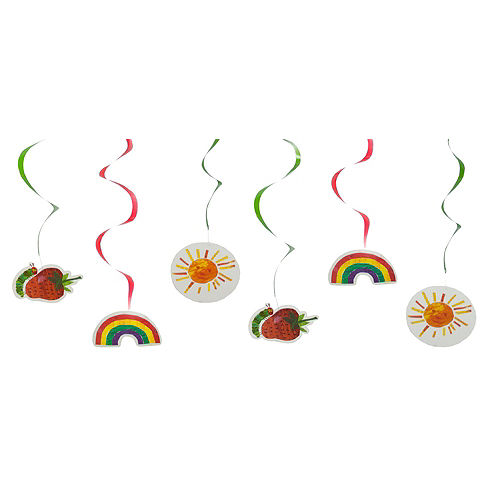 The Very Hungry Caterpillar Decorating Kit Image #2