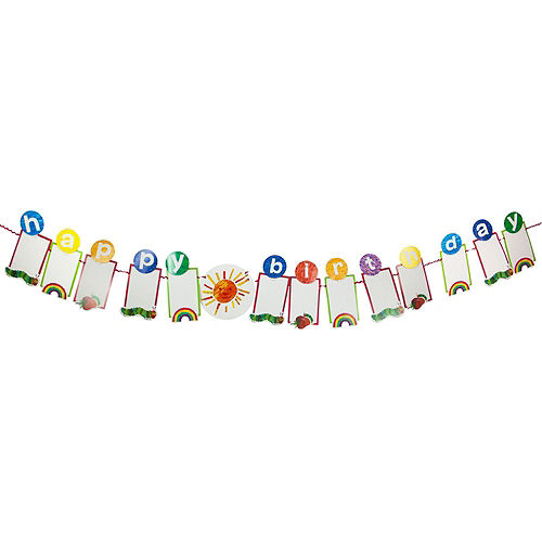 The Very Hungry Caterpillar Decorating Kit Image #3