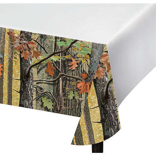 Hunting Camo Table Cover Image #1