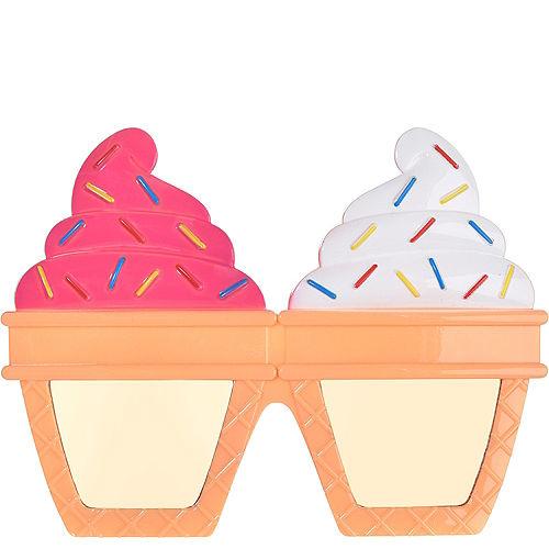 Ice Cream Cone Sunglasses Image #1