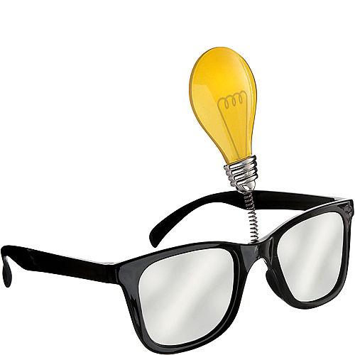 Idea Light Bulb Glasses Image #2