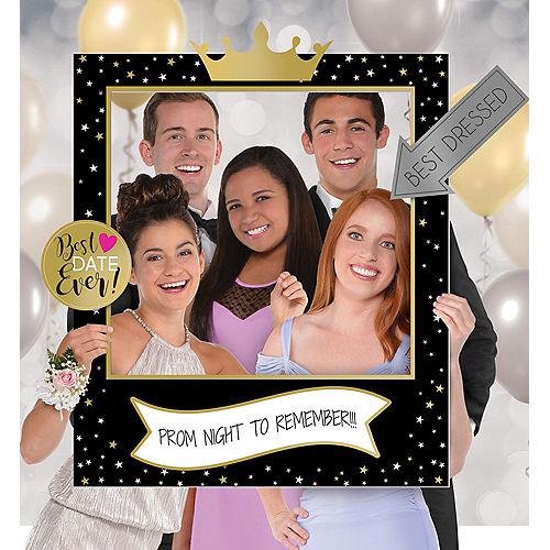 Giant Customizable Prom Photo Frame Kit Image #1