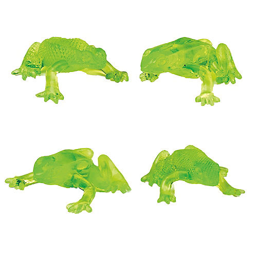 Passover Frogs 4ct Image #1