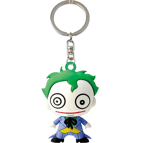 Nav Item for Joker Keychain - Justice League Image #1