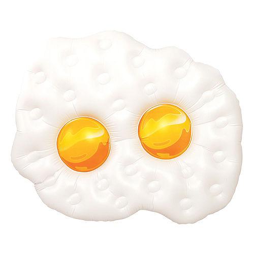 Fried Eggs Pool Float Image #1