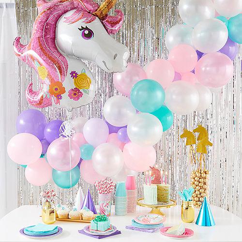 Giant Magical Unicorn Balloon Image #2