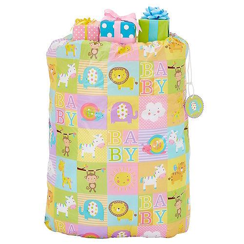 Animals Baby Shower Gift Sack Image #1