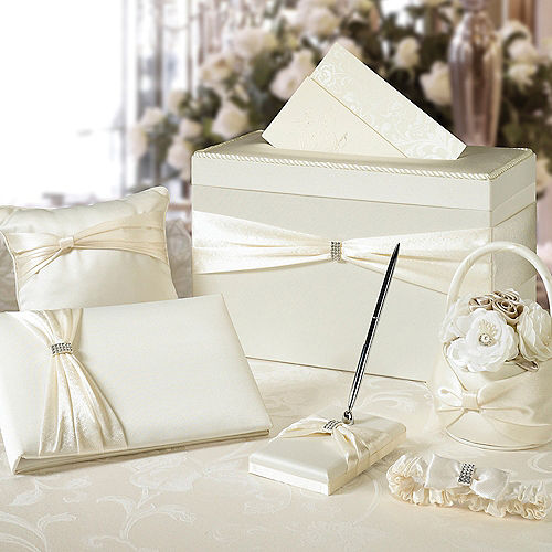 Ivory Wedding in a Box 6pc Image #1