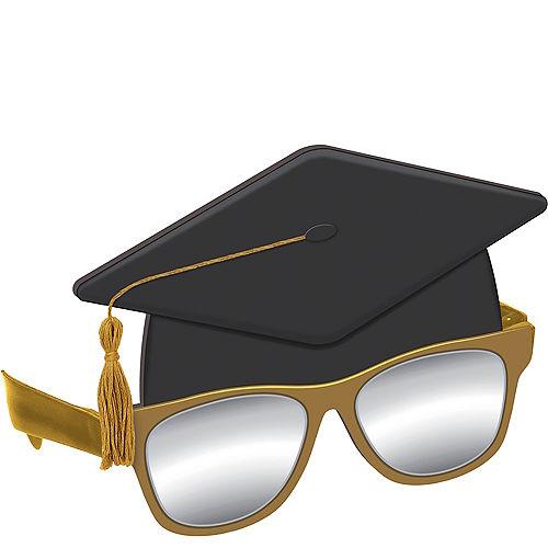 Graduation Cap Sunglasses Image #1