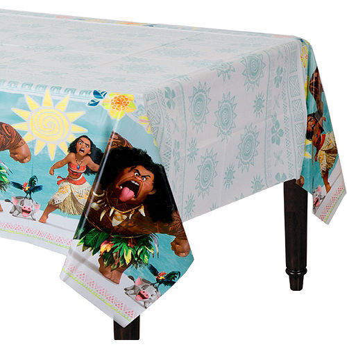 Moana Tableware Party Kit for 8 Guests Image #7