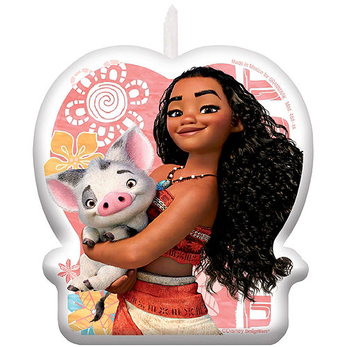Moana Tableware Party Kit for 8 Guests Image #8