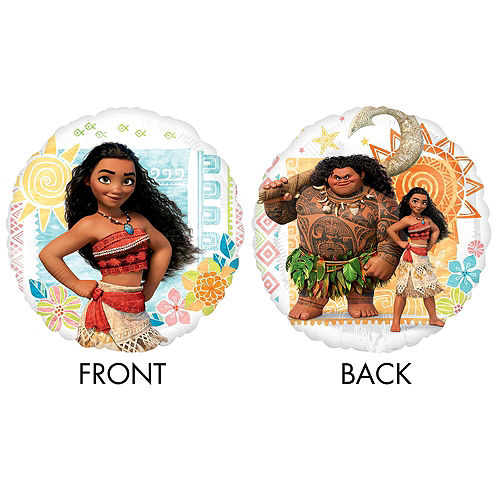 Moana Tableware Ultimate Kit for 16 Guests Image #14