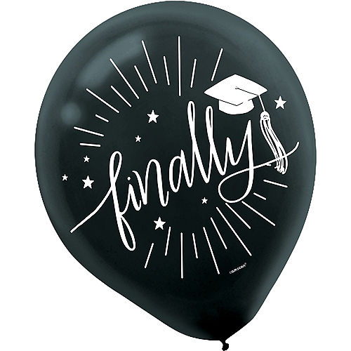 The Adventure Begins Balloons 15ct Image #3