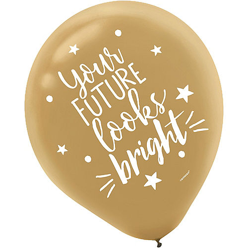 The Adventure Begins Balloons 15ct Image #6