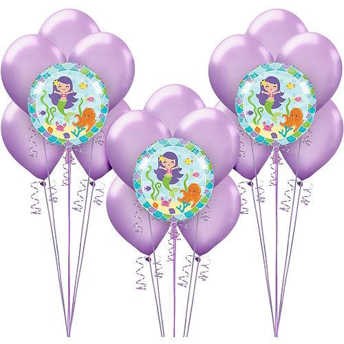 Mermaid Balloon Kit Image #1