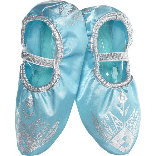 Child Elsa Slipper Shoes - Frozen Image #1