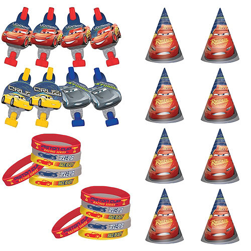 Cars 3 Accessories Kit Image #1