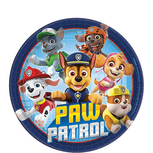 Paw Patrol Tableware Party Kit for 16 Guests Image #2