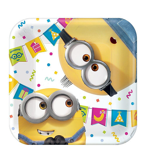 Minions Tableware Party Kit for 24 Guests Image #2
