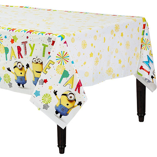 Minions Tableware Party Kit for 24 Guests Image #7