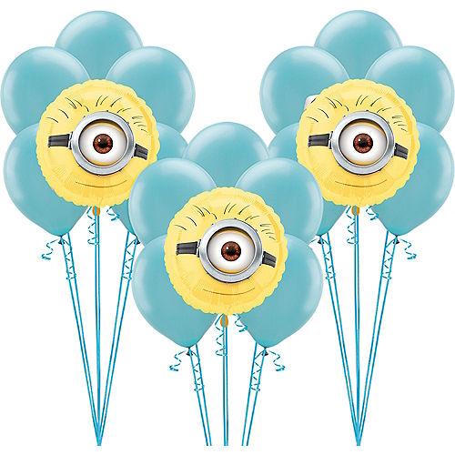 Minions Balloon Kit Image #1