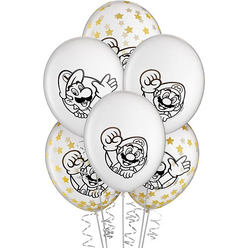 Super Mario Birthday Party Kit for 8 Guests Image #7