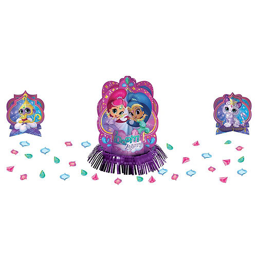 Shimmer and Shine Tableware Ultimate Kit for 16 Guests Image #18