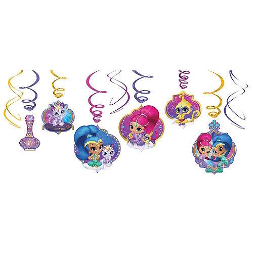 Shimmer and Shine Decorating Kit Image #2