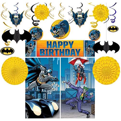 Batman Decorating Kit Image #1