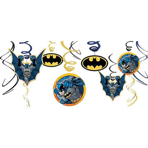 Batman Decorating Kit Image #2