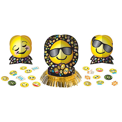 Smiley Tableware Party Kit for 8 Guests Image #9