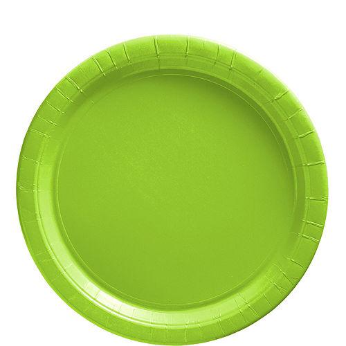 Rise of the Teenage Mutant Ninja Turtles Tableware Kit for 8 Guests Image #3