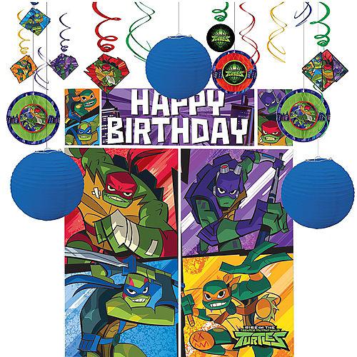 Rise of the Teenage Mutant Ninja Turtles Decorating Kit Image #1