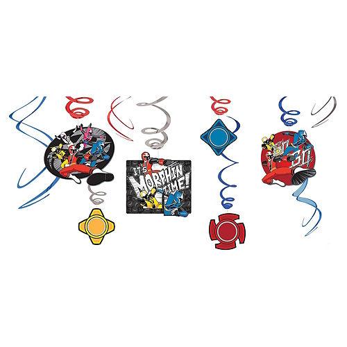 Power Rangers Ninja Steel Tableware Ultimate Kit for 24 Guests Image #10