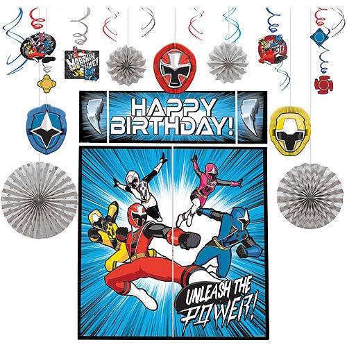 Power Rangers Ninja Steel Decorating Kit Image #1