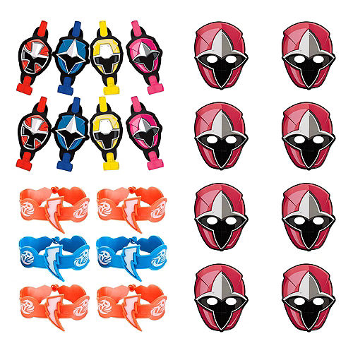Power Rangers Ninja Steel Accessories Kit Image #1