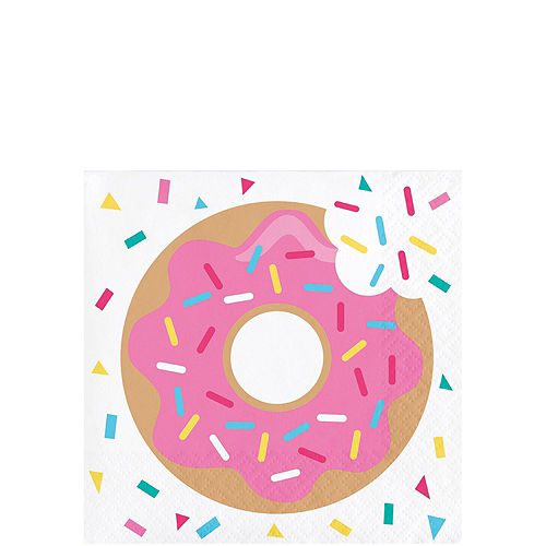 Donut Tableware Ultimate Kit for 16 Guests Image #4