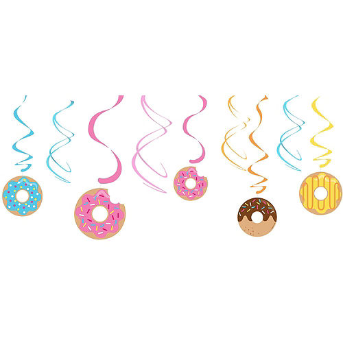 Donut Tableware Ultimate Kit for 16 Guests Image #11