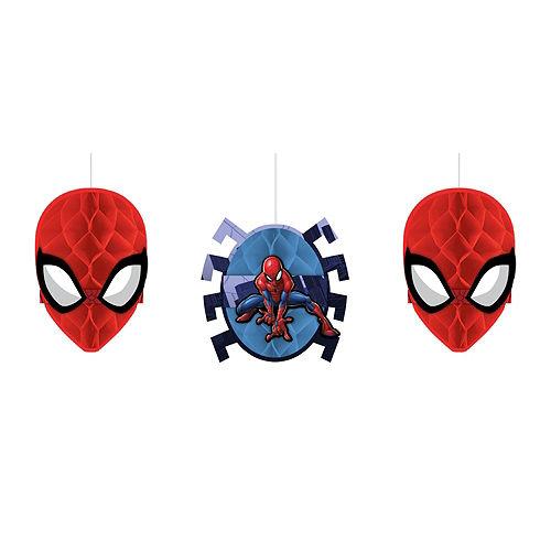 Ultimate Spider-Man Decorating Kit Image #3