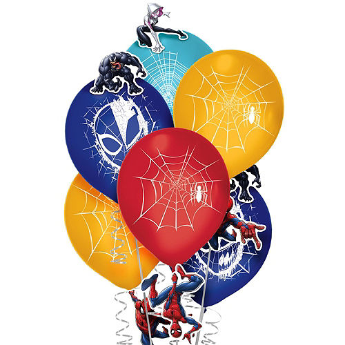 Ultimate Spider-Man Decorating Kit Image #6