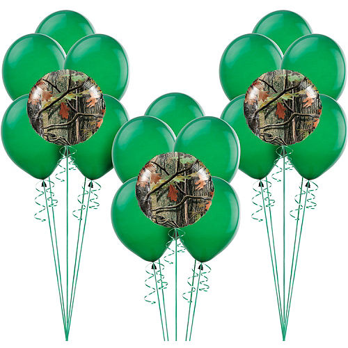 Hunting Camo Balloon Kit Image #1
