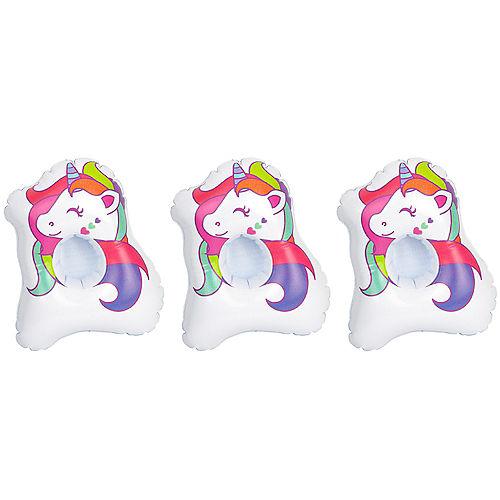 Unicorn Drink Floats 3ct Image #1