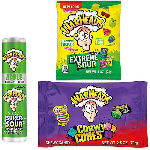 Giant Warheads Candy-Filled Easter Egg Image #1