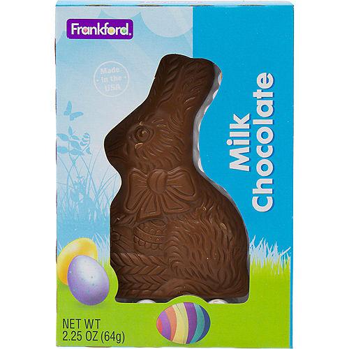Milk Chocolate Frankford Easter Bunny Bar Image #2