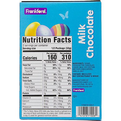 Milk Chocolate Frankford Easter Bunny Bar Image #3