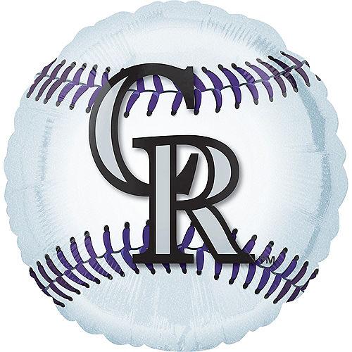 Colorado Rockies Balloon - Baseball Image #1
